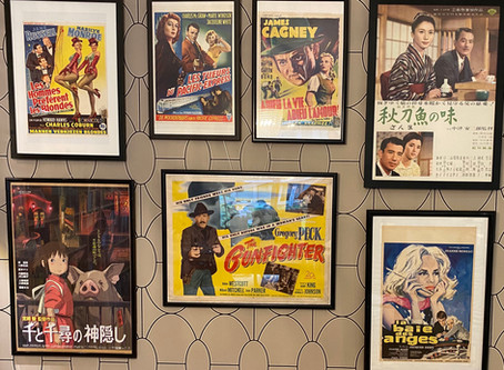Flicks Poster Gallery no.1 - notes on classic films and poster types