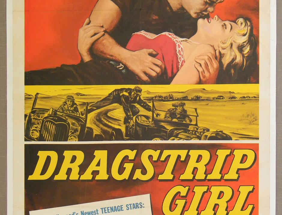 Dragstrip Girl (1957)