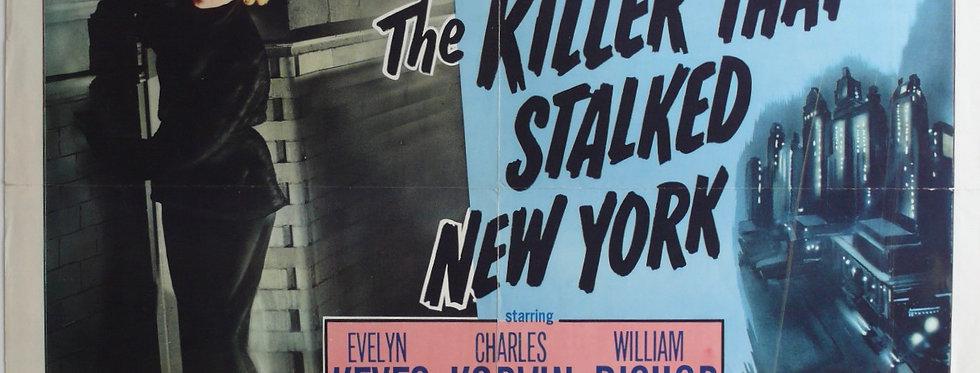 Killer that Stalked New York, The (1950)