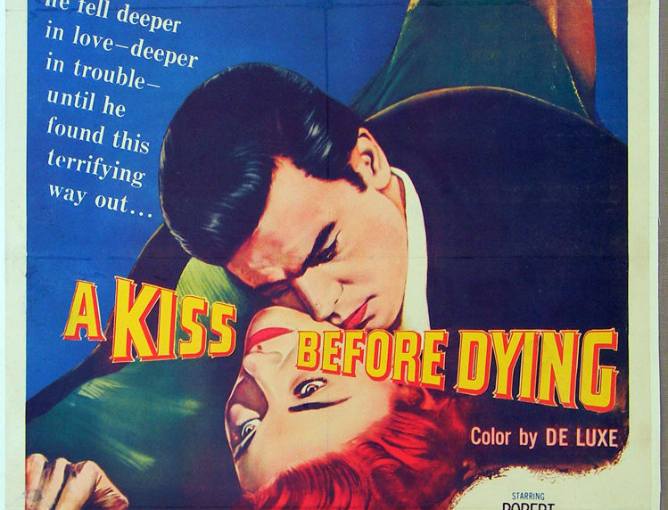 Kiss Before Dying, A (1956)