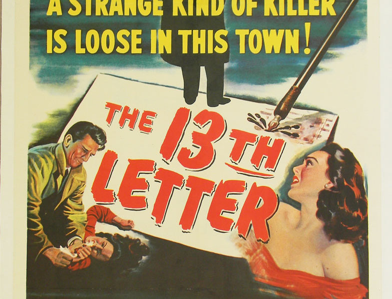 13th Letter, The (1951)
