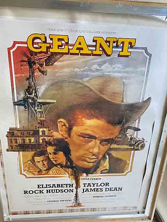 Giant James Dean French Grande
