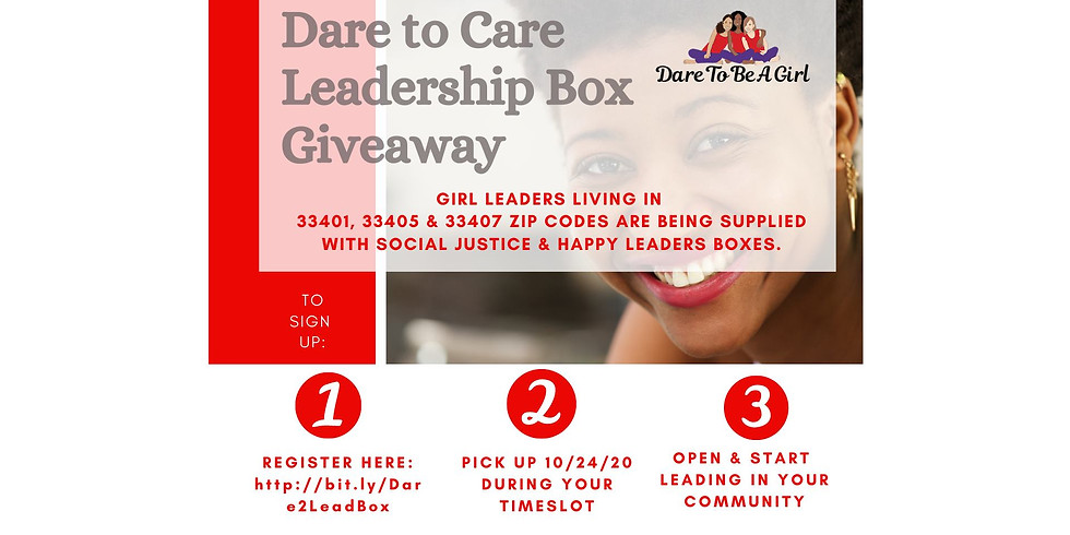 Dare To Care Leadership Box Giveaway