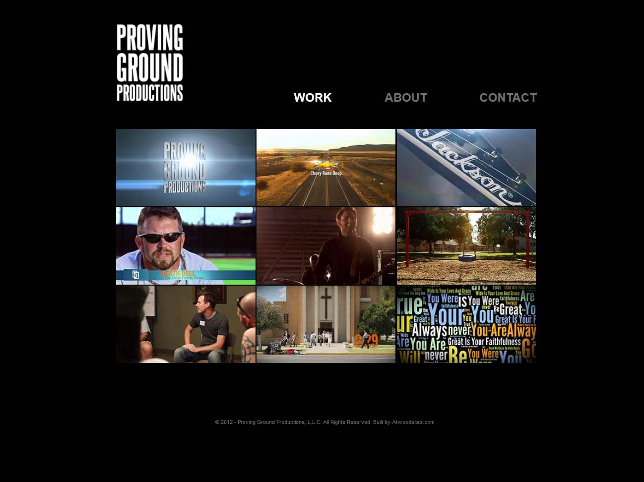 proving-ground