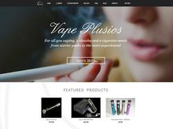 Ecommerce Vaping e-cigarette