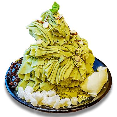 Green Tea Ice Flakes