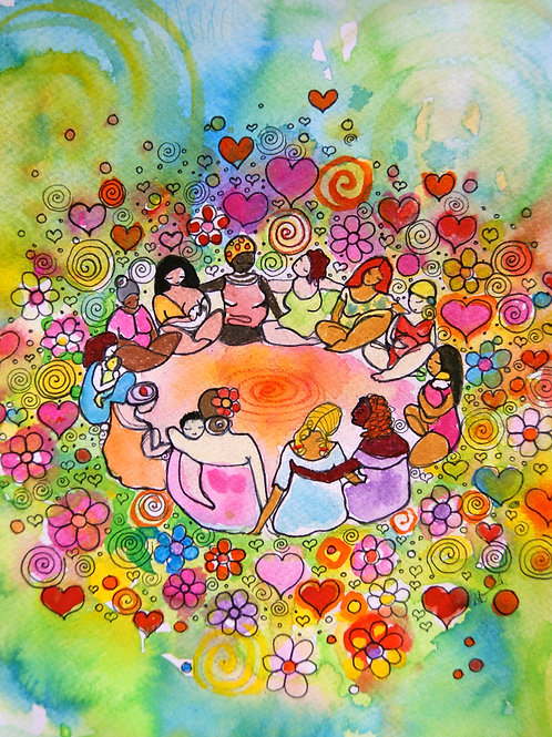 Spiritual Counseling In-Person Circle