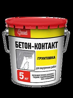 Грунт Бетон-контакт 5 кг Старатели