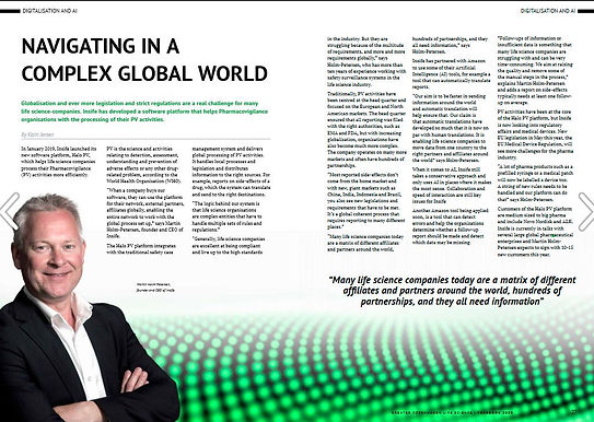 Navigating in a Complex Global World