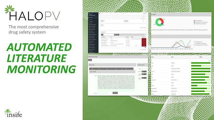 HALOPV Module: Literature Monitoring