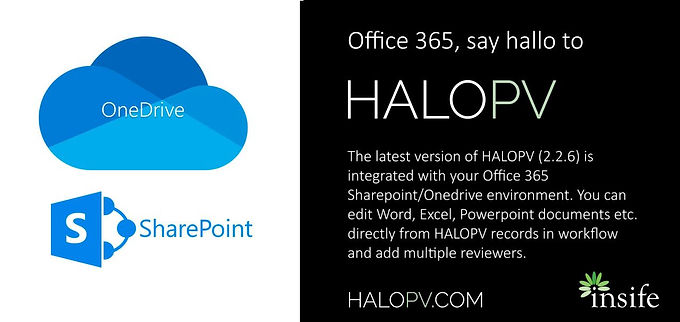 New features for HALOPV 2.2.6