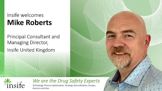 Welcome Mike Roberts!