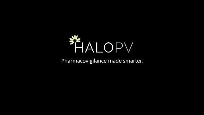 HALOPV - Pharmacovigilance made smarter