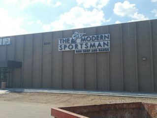Modern Sportsman in Brunsville, MN is the latest indoor range to join the Carey's family of over