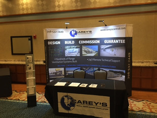 We had a great time talking Range Ventilation with all of you at attendance this weekend at the NRA