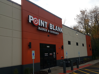 Point Blank Range & Gunshop.  Hodgkins, IL.