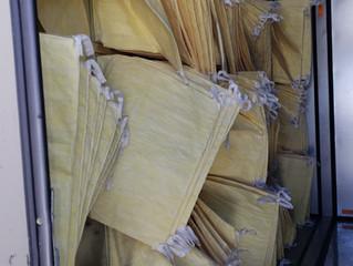 Bag Filters for Indoor Firing Range Ventilation