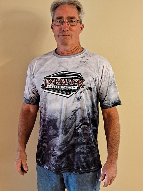 JIG SHACK HIGH PERFORMANCE SPF 50 SHORT SLEEVE