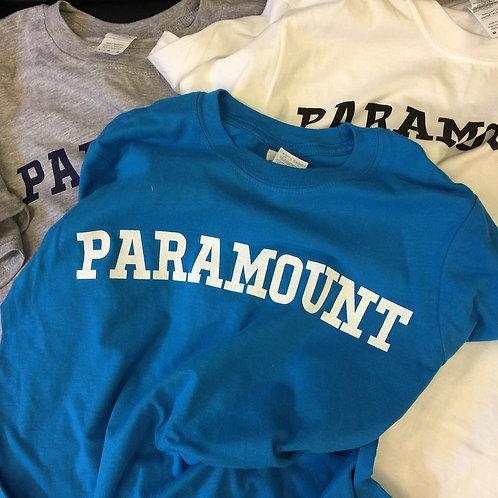 Paramount College Print T-Shirt