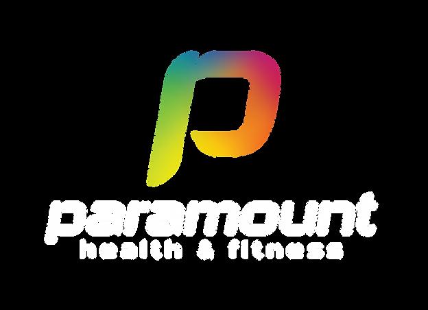 Paramount Health & Fitness Logo