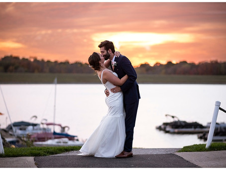 An intimate elopement at Ricks Boatyard  | Indiana Wedding Photographer | Tyler & Jessica
