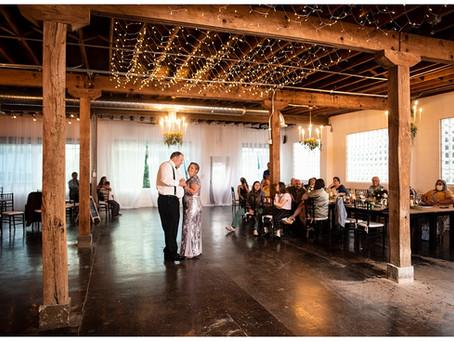 MICRO Wedding | Ivory Foundry | Tiffany & Kevin