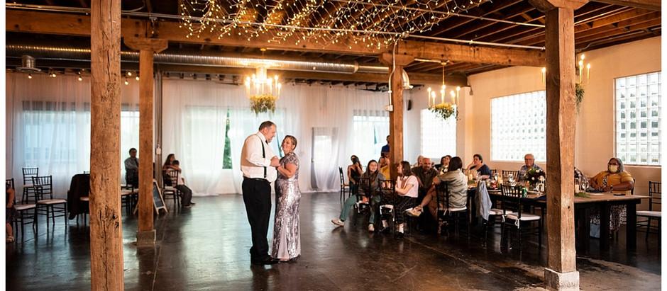 MICRO Wedding   Ivory Foundry   Tiffany & Kevin