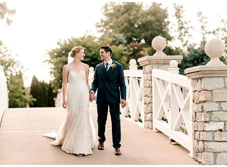 A Romantic Wedding Day | Indiana Wedding Photographer | Joshua & Megan