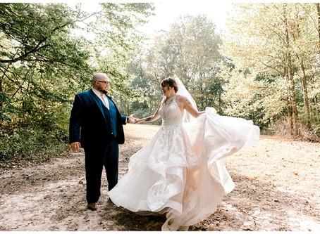 A Brown County Wedding  | Indiana Wedding Photographer | Zac & Kara