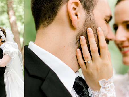 A Classic Church Wedding | Indianapolis Wedding Photographer | Kerstin & Josh