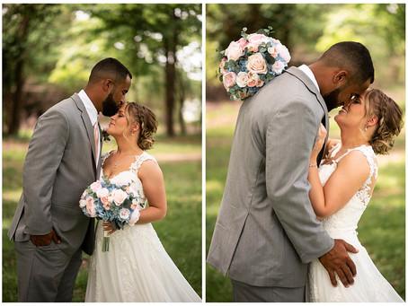 A Spring City Wedding    Indiana Wedding Photographer   Anthony & Courtney
