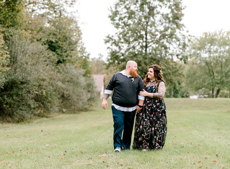 A Non-traditional Wedding | Indiana Wedding Photographer | Chuck & Jess