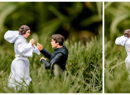 A Very Special Engagement| Indiana Wedding Photographer | A Galaxy Far, Far, Away