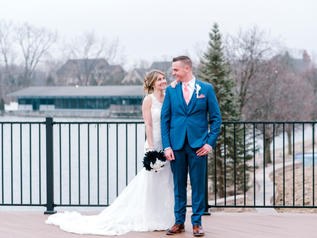 The Willows Wedding | Indianapolis Wedding Photographer | Andrew and Ellicia