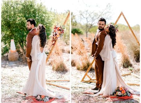 A Boho Styled Shoot | Florida Wedding Photographer | Tampa Bay