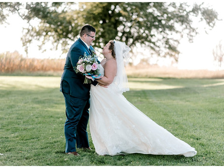A Romantic Fall Wedding  | Indiana Wedding Photographer | Jake & Sarah