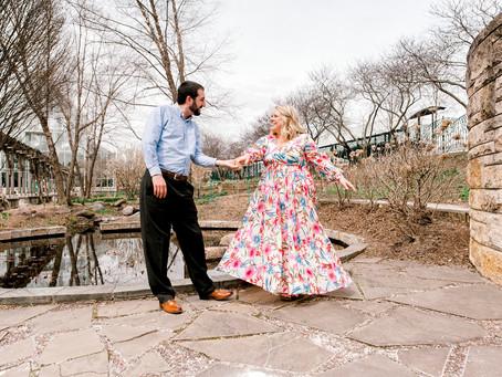 The Indianapolis Zoo Engagement Session | Indianapolis Wedding Photographer | Brad & Molly
