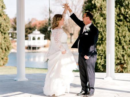 A Valle Vista Wedding  | Indianapolis Wedding Photographer | Dave & Becca