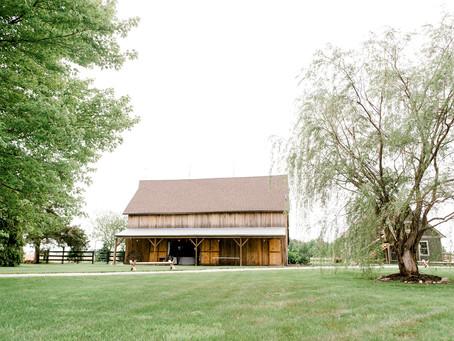 Zyntango Farm Wedding | Indianapolis Wedding Photographer | Aaron & Nicole