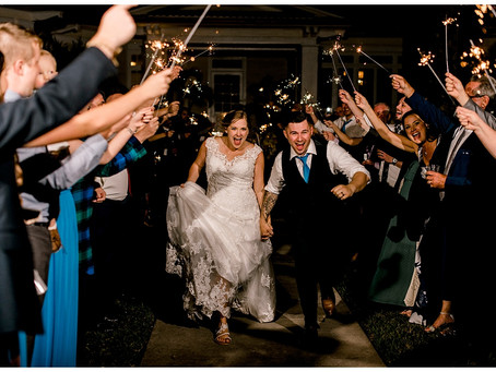 A Romantic Riverfront Wedding  | Florida Wedding Photographer | John & KC