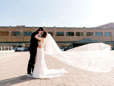 A Union Station Wedding  | Indianapolis Wedding Photographer | Collin & Angela
