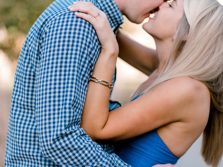 A Holiday Park Engagement session   Indianapolis Wedding Photographer   Christian & Heather