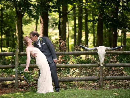 An Intimate Wedding | Indianapolis Wedding Photographer | Mark & Carol