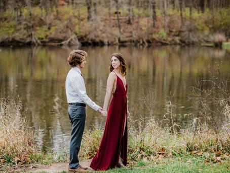 Sodalis Park Engagement Session | Indianapolis Wedding Photographer | Emily and Matthew