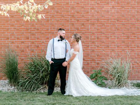 A Factory 12 Event Loft Wedding | Indiana Wedding Photographer | Cayden & Marissa
