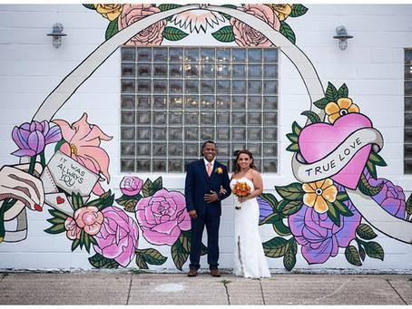 MICRO Wedding | Ivory Foundry | Xiomara & Rick
