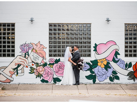 MICRO Wedding | Ivory Foundry | Marki & Kevin