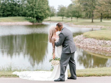 Covered Bridge Golf Club Wedding | Indianapolis Wedding Photographer | Kris & Jenny