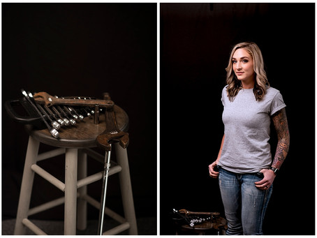 Its A Man's World | Deana - High Performance Automotive | Indiana Portrait Photographer