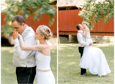 A lovely church wedding  | Indiana Wedding Photographer | Luke & Allison